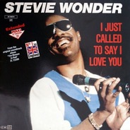 Stevie Wonder - I Just Called To Say I Love You (12 )