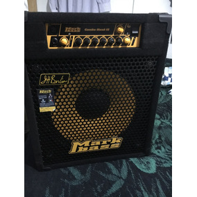 Markbass Cdm 151 Jeff Berlín 500 Watts Bass Combo Amp