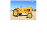 Tractor Agrícola Americano