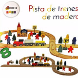 Vias Pista De Madera Tren Thomas Y Trencity Set 48 Piezas