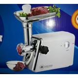 Moledora Picadora De Carne Muzzarella 600w, Uso Domestico