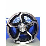 Llantas Tvw 15x7 6x139 (kombat) C10 Hilux Neumáticos Ruben