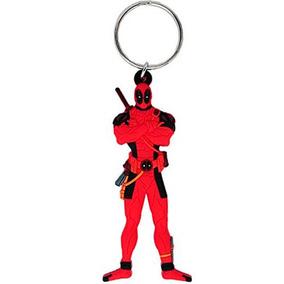 Llavero Marvel Deadpool Soft Touch Keyring