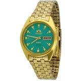 Reloj Orient Fem0401dn Dorado