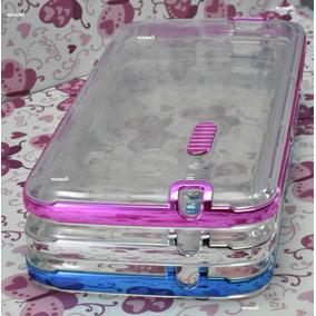 Funda Jelly Bumper Flash Led Huawei Gr3 L13 Tango :)
