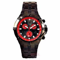 Relógio Ferrari Original Crono.com 2 Anos De Garantia+frete
