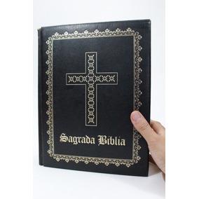 La Sagrada Biblia Felix Torres Amat Gran Formato Pasta Dura