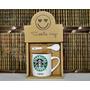 Taza Starbucks Pocillo Cafe Caja Regalo Cuchara Ceramica