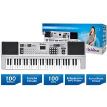 Teclado Musical Para Estudo Waldman 54 Teclas Stk-54