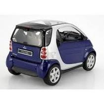 Carro Smart 1:24 Dtc (cores Diversas) Colecionadores