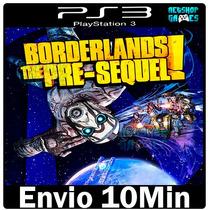 Borderlands The Pre Sequel Ps3 Play3 Psn Envio Agora
