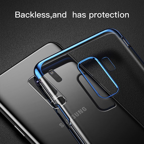Funda Slim Lux Galaxy J8 J4 J6 S9 A8+ S8 Plus Note 8 A6 Plus