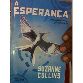 Livro Esperança (jogos Vorazes Vol 3) Suzanne Collins
