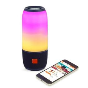 Caixa De Som Portátil Bluetooth Pulse 3 Recarregavel Usb P2
