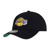 Boné Mitchell Ness La Lakers Linha Bait Pr Entrega no Mercado Livre ... 93c77f791ba