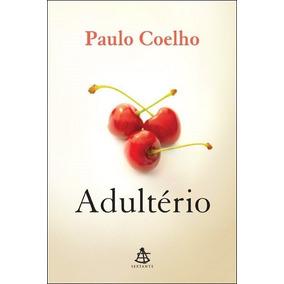 Adulterio Livro Paulo Coelho - Sextante