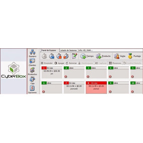 Cyberbox Programa Control De Ciber Impresiones Cyber Cafe