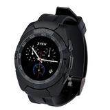 Smartwatch X-view Zen Cronos R 1,2p Usb Bluetooth Giroscopio