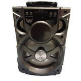 Caixa De Som Bluetooth Amplificadora A76 Fm Alto Falante