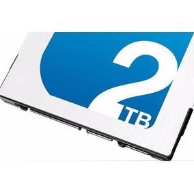 Hd 2tb Notebook Seagate Sata 3 Slim 7mm Ultrabook Ps4 128mb