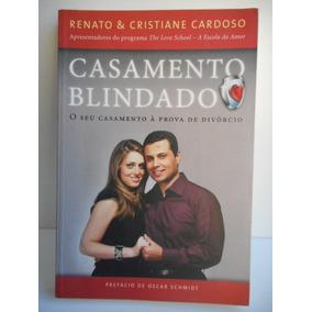 Livro Casamento Blindado Cardoso Thomas Nelson 2012