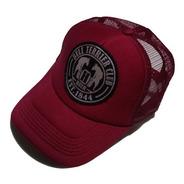 Gorras Trucker Hf ® Beer Bordo En Stock Originales!!