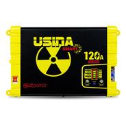 Fonte Carregador Usina 120a Bivolt Battery Meter Smart