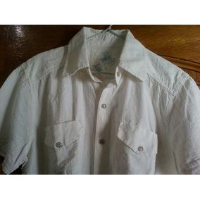 Camisa Stone Talle S Con Broches Todas Las Medidas Abajo