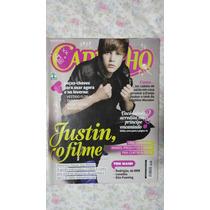 Revista Capricho Justin Bieber - Ed. 1117 De Fevereiro/2011