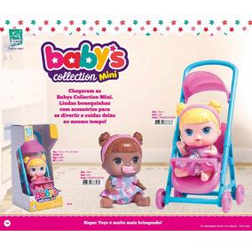 Babys Collection Mini-carrinho