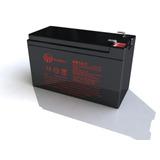 Kit 2 Baterias 12v 7ah Nobreak Apc Back-ups Rs 1500 Ep 1234w