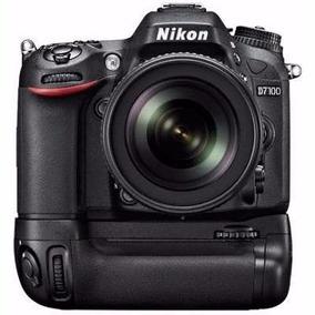 Grip De Bateria Meike Mk-d7200 Para Câmera Nikon D7200