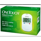 Glucometro One Touch Select Simple