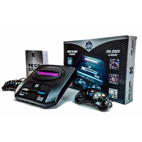 Video Game Mega Game 123 Jogos Clássicos Mega Drive - Bivolt