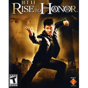 Jet-li Rise To Honor Play 2 Confira!