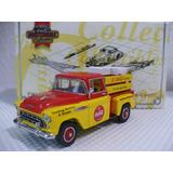 Matchbox Chevrolet 1957 Cocacola C/geladeira - 1:43 Na Caixa
