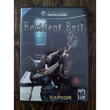 Residen Evil 1 Para Game Cube Y Retrocompatible Wii