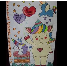 Pancartas Personalizadas Para Cumpleaños,baby Shower Bienven