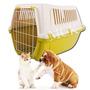 Mascotas Guacal Caja Perros,gatos,animales,viajes,huacal N1