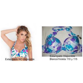Oferta Corpiño Soft Malla Bikini Yamiel Talle Grande 110 115