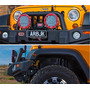 Parachoque Arb Jeep Jk Texturizado