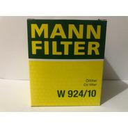 Filtro Aceite W 924/10  (mann Filter)