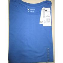 Camiseta Hering Básica Masculina - Branco/preto/colorido