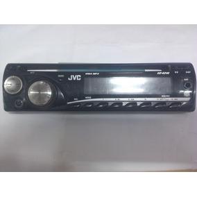 Frontal De Reproductor Jvc, Modelo Kd-g240 Usado Subasto