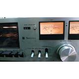 Cassetera Deck Technics Modelo 615