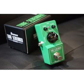 Pedal Ibanez Tube Screamer Mini Ts9 Ts808+brinde Patch Cable