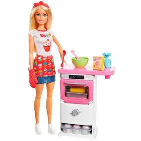 Barbie Chef De Pastelitos Tienda Oficial