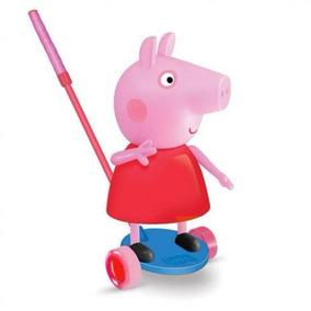Peppa Pig De Empurrar Brinquedo Menina