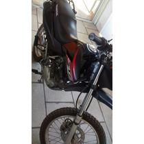 Honda Xr 125l Negra