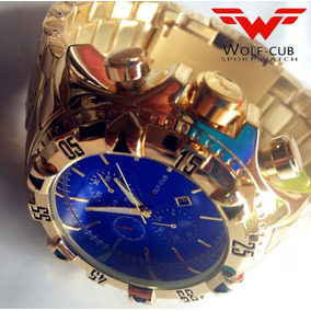 428768727ab Relogio Wolf Cub Masculino Outras Marcas - Relógios De Pulso no ...
